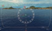 прицел гарпун для world of warships