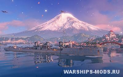 док японский порт нагасаки для world of warships