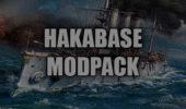 hakabase модпак для wows