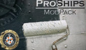 модпак proships для wows