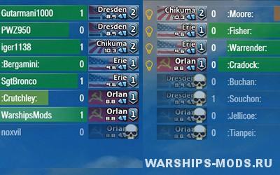 иконки кораблей от atmaxx под названием swordfish для варишипс