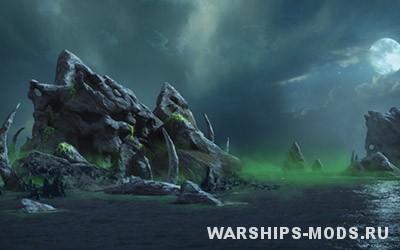 порт ван хельсинг для кораблей