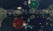 мод тактический планшет для кораблей
